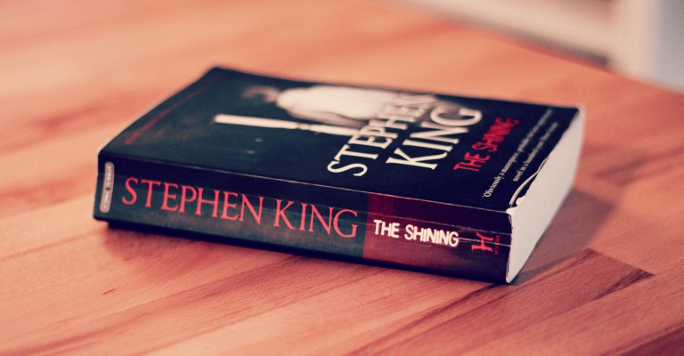 couverture de Shining par Stephen King