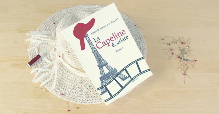 Couverture de La Capeline écarlate par Manuela Ackermann-Repond