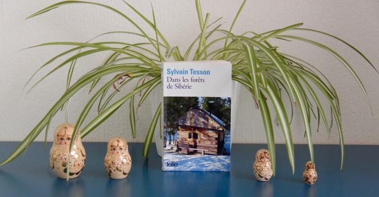 Couverture de Dans les forêts de Sibérie par Sylvain Tesson
