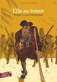 Couverture de L'Ile au trésor, Robert Louis Stevenson