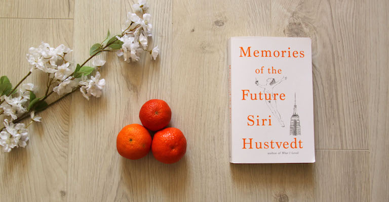 Memories of the Future / Souvenirs de l'avenir en VO par Siri Hustvedt