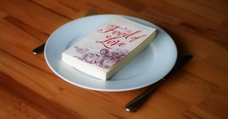 Couverture de The Food of Love par Anthony Capella