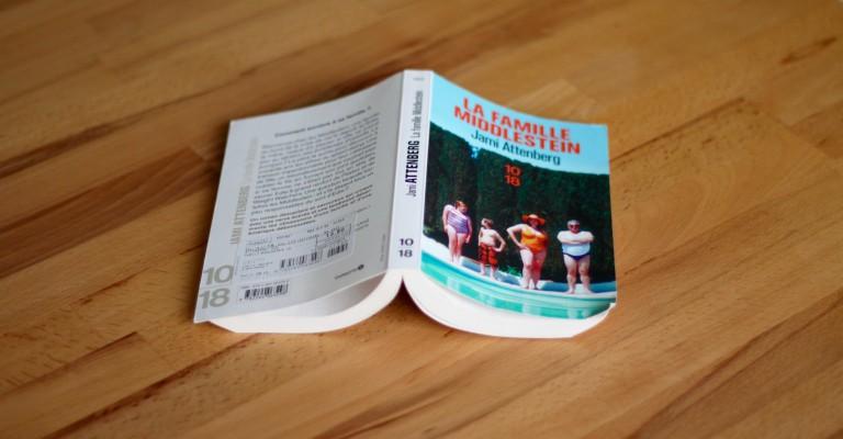 Couverture de La Famille Middlestein par Jami Attenberg