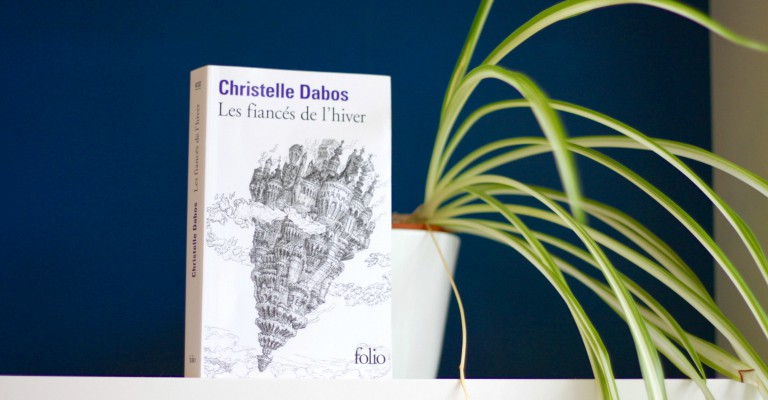 Couverture des Fiancés de l'hiver par Christelle Dabos