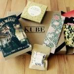 La box littéraire, un bon plan? Mon expérience avec la Kube.