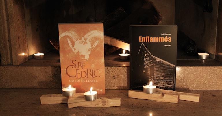 Du feu de l'enfer de Sire Cédric et Enflammés de Joël Jenzer