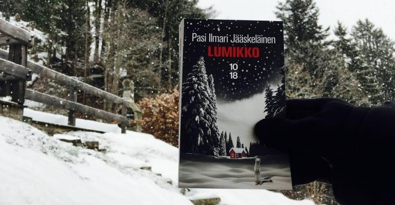 Lumikko par Pasi Ilmari Jääseläïnen