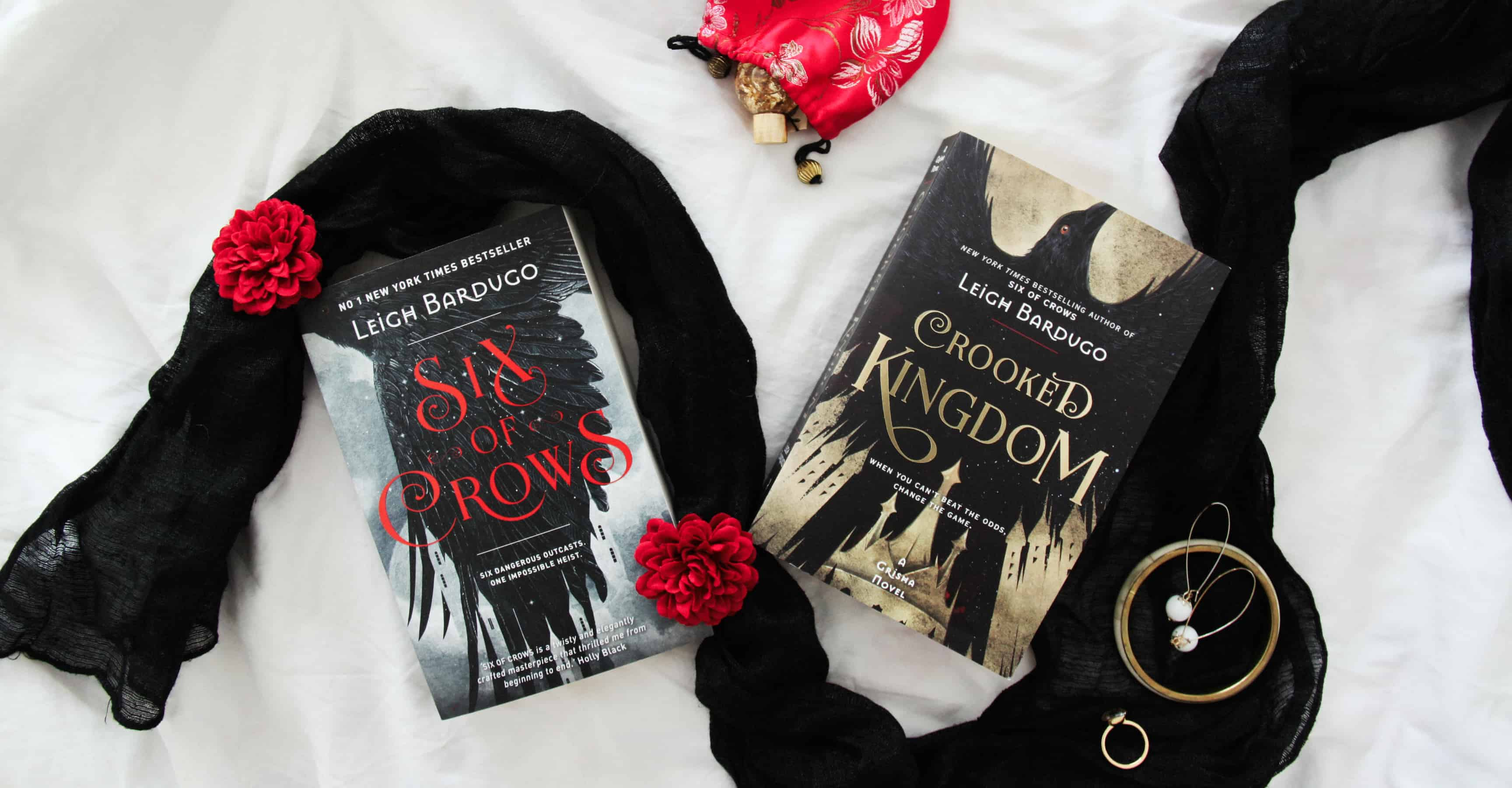 Six of Crows et Crooked Kingdom, par Leigh Bardugo